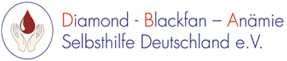 Logo Diamond Blackfan Selbsthilfe e. V.